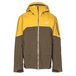 Arc'teryx Rush Mens Shell Ski Jacket, Komodo, 256