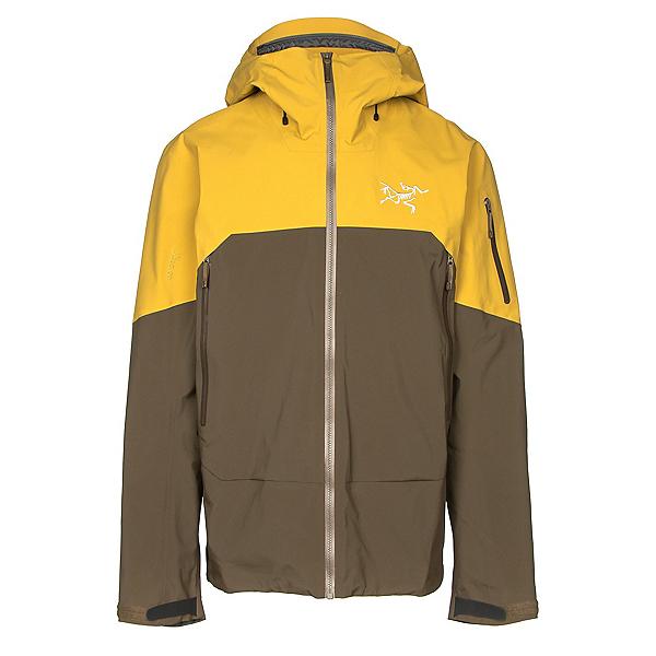 Arc'teryx Rush Mens Shell Ski Jacket, Komodo, 600