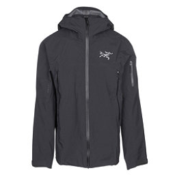 Arc'teryx Sabre Mens Shell Ski Jacket, Black, 256