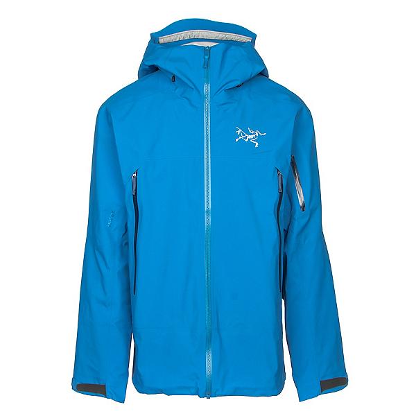 Arc'teryx Sabre Mens Shell Ski Jacket, Rigel, 600