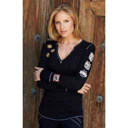 Alp-n-Rock Gondola Luxe Womens Shirt, , 256