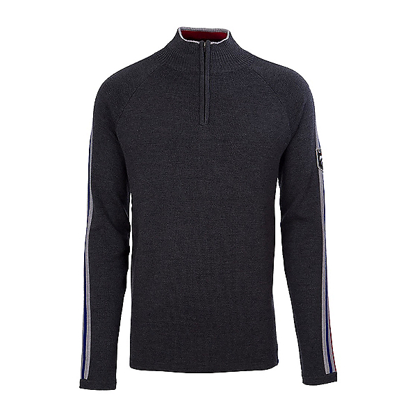 Meister Chase Mens Sweater, Charcoal, 600