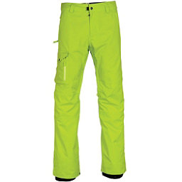 686 Rover Mens Snowboard Pants, Lime, 256