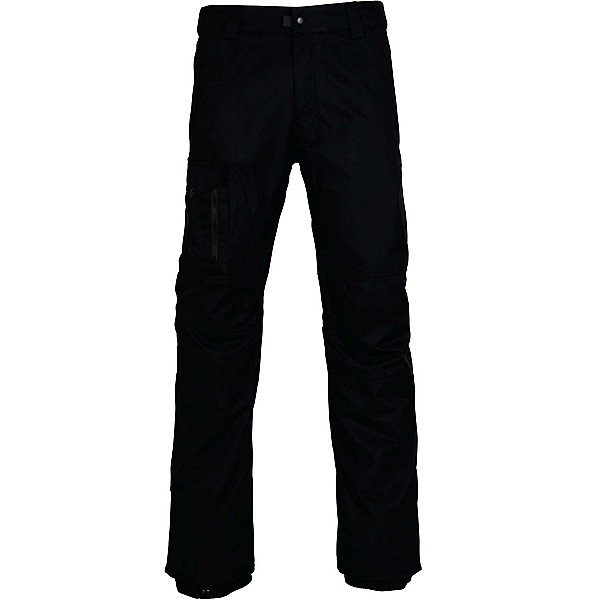 686 Rover Mens Snowboard Pants, Black, 600