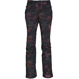686 Gossip Softshell Pants, Camo Rose Print, 256