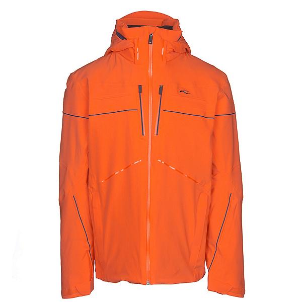 KJUS Speed Reader Mens Insulated Ski Jacket, Kjus Orange, 600