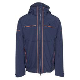 KJUS Downforce Mens Insulated Ski Jacket, Atlanta Blue, 256