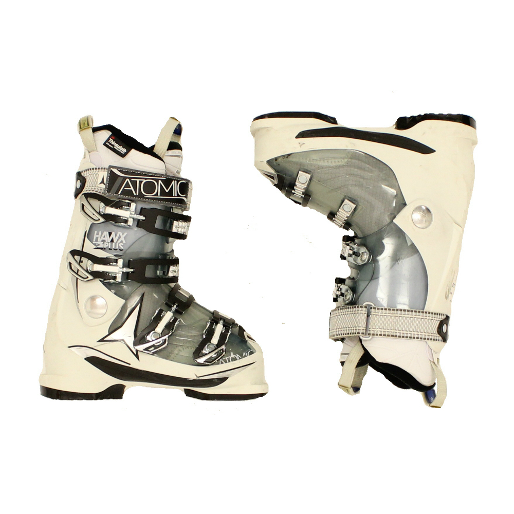 Used Womens Atomic Hawx Plus 2 Ski Boots Size Choices