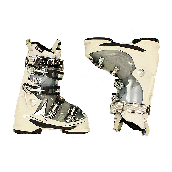 Used Womens Atomic Hawx Plus 2 Ski Boots Size Choices, , 600