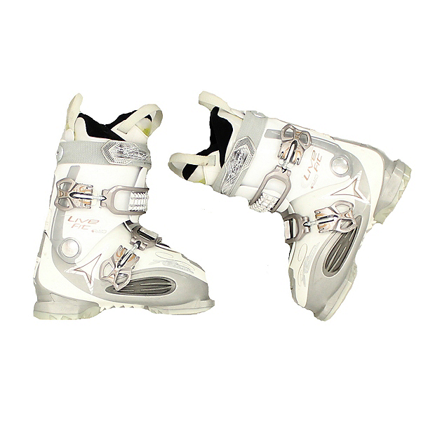 Used Atomic Womens Live Fit + Ski Boots, , 600