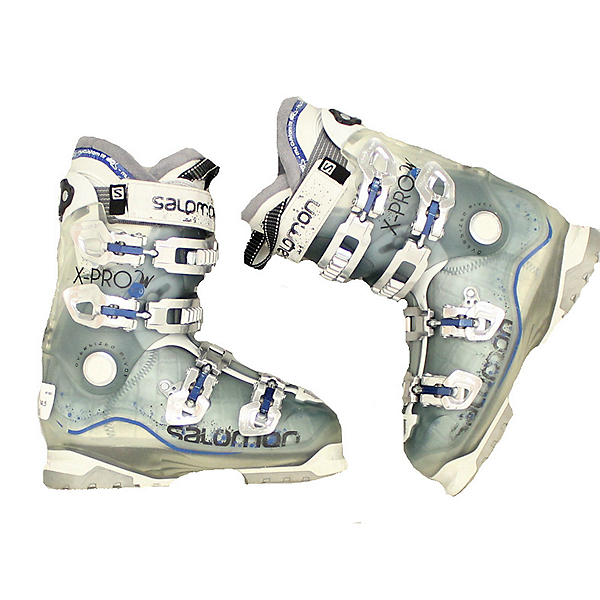 Used Womens Salomon Xpro R70 Skit Boot 24.5 US Size W 7.5, , 600