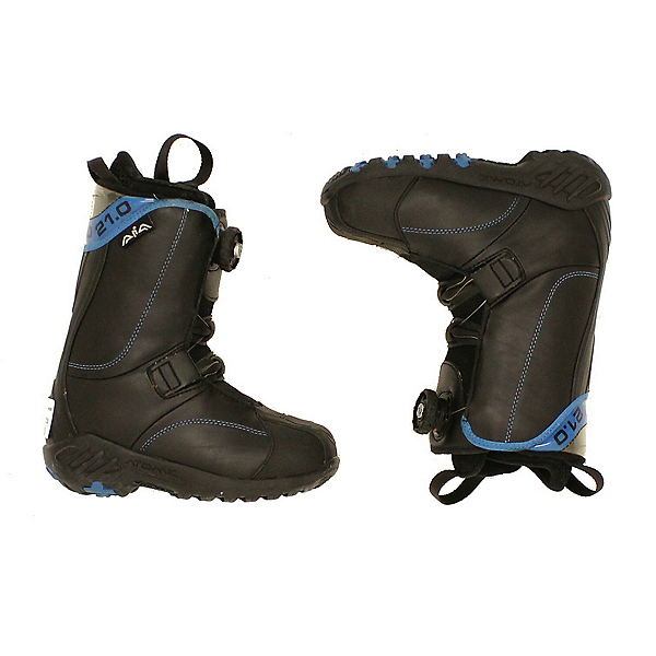 Used Atomic AIA BOA Kids Youth Size Snowboard Boots SALE, , 600