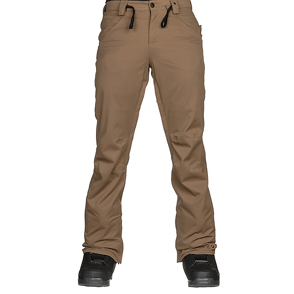 ThirtyTwo Wooderson Mens Snowboard Pants, Tobacco, 600
