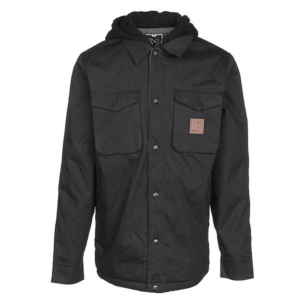 ThirtyTwo Myder Mens Jacket, Black, 600