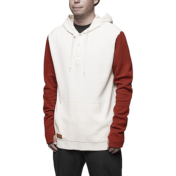 ThirtyTwo Dixon Thermal Mens Hoodie, Dirty White, 600