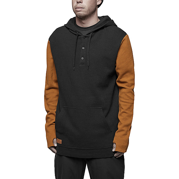 ThirtyTwo Dixon Thermal Mens Hoodie, Black, 600