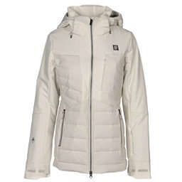 Orage Jasmine Womens Insulated Ski Jacket, Polar White, 256
