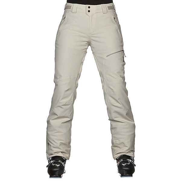 Orage Clara Womens Ski Pants, Polar White, 600