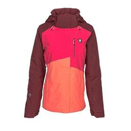 Orage Nina Womens Insulated Ski Jacket, Coralline, 256