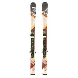 Used 2014 Mens Nordica Hell & Back With Nordica ADU Bindings C, , 256