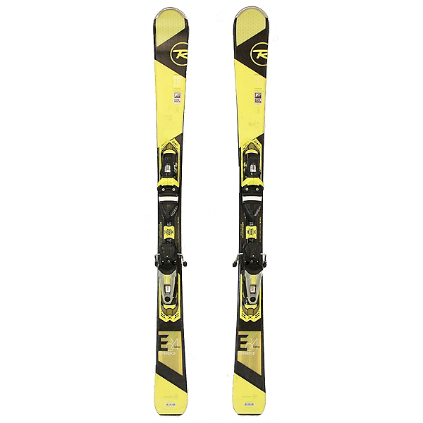 Used 2016 Rossignol Experience 84 TPX Skis With Bindings, 146cm, 600