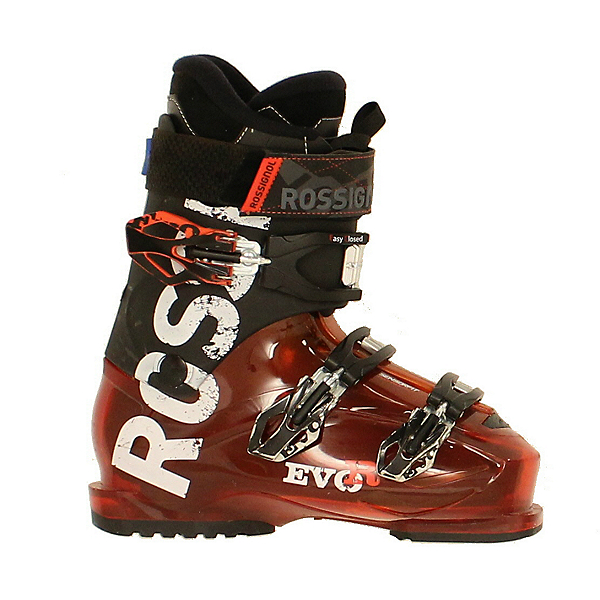 Used Mens 2016 Rossignol EVO Ski Boot Red & Black, , 600