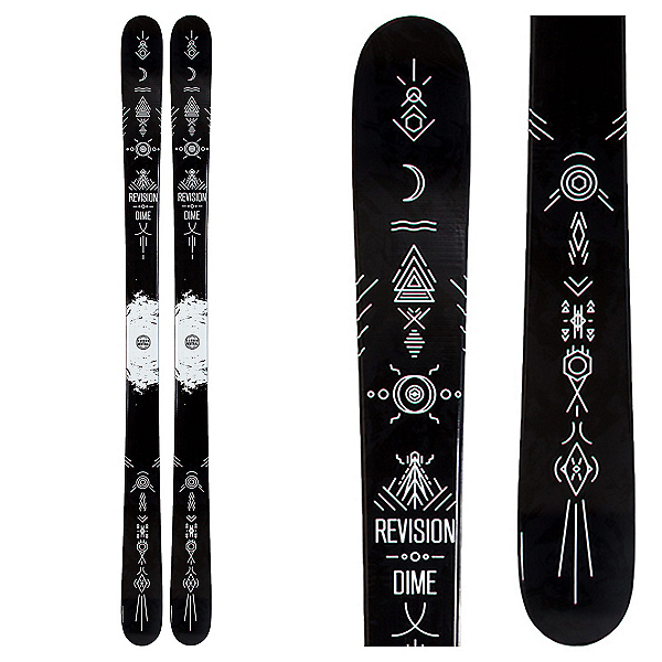 Revision Dime Skis, , 600