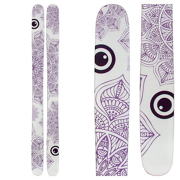 Revision Subtraction Skis, Md, 600
