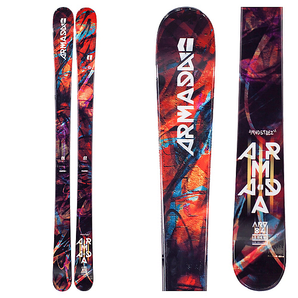Armada ARV 84 Kids Skis 2018, , 600