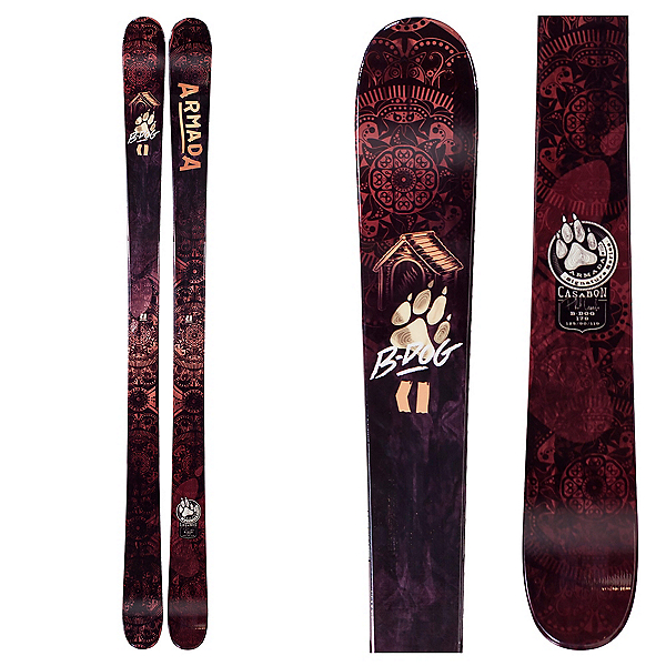 Armada B-Dog Skis 2018, , 600