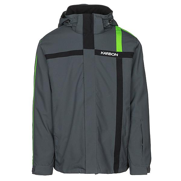Karbon Saturn Mens Insulated Ski Jacket, , 600