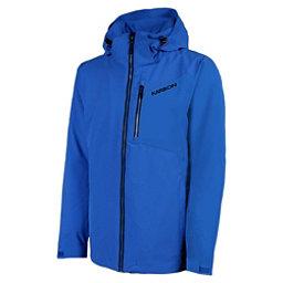 Karbon Radar Mens Insulated Ski Jacket, Blue-Blue-Black-Blue, 256