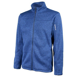 Karbon Thesis Mens Sweater, Blue-Navy, 256