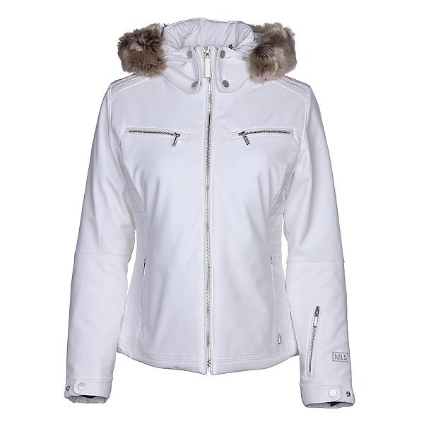NILS Kirsten w/Faux Fur Womens Insulated Ski Jacket, , 600