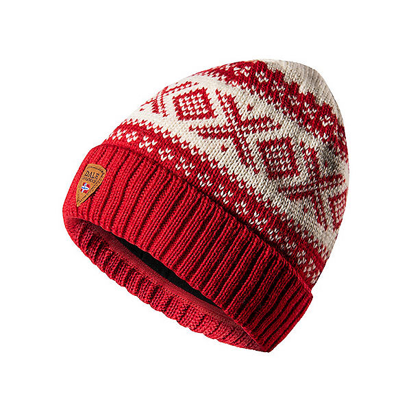 Dale Of Norway Cortina 1956 Hat 2022, Red White, 600