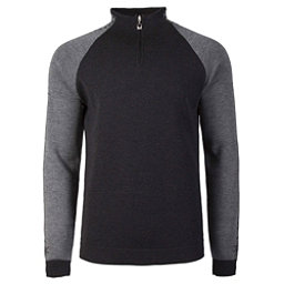 Dale Of Norway Geilo Masculine Mens Sweater, Dark Charcoal-Smoke, 256