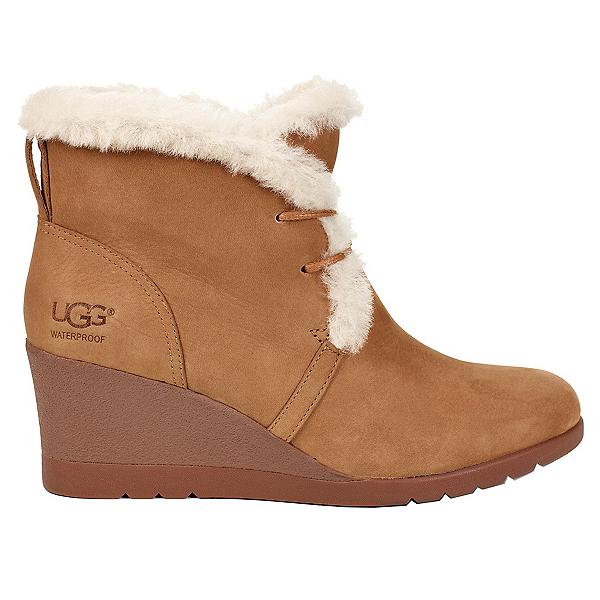 UGG Jeovana Womens Boots, Chestnut, 600
