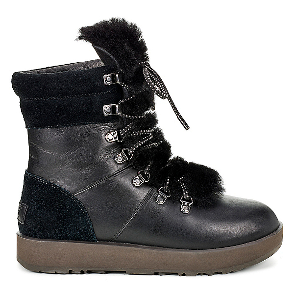UGG Viki Womens Boots, Black, 600