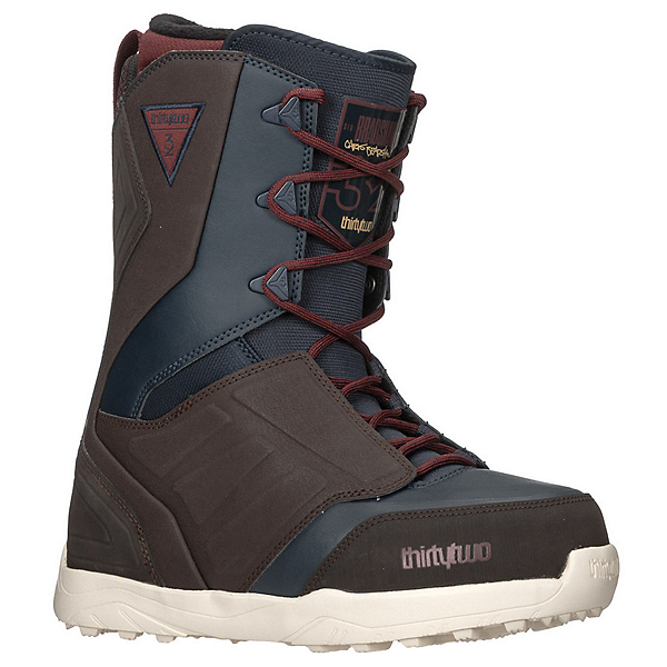 ThirtyTwo Lashed Bradshaw Snowboard Boots 2018, Brown, 600