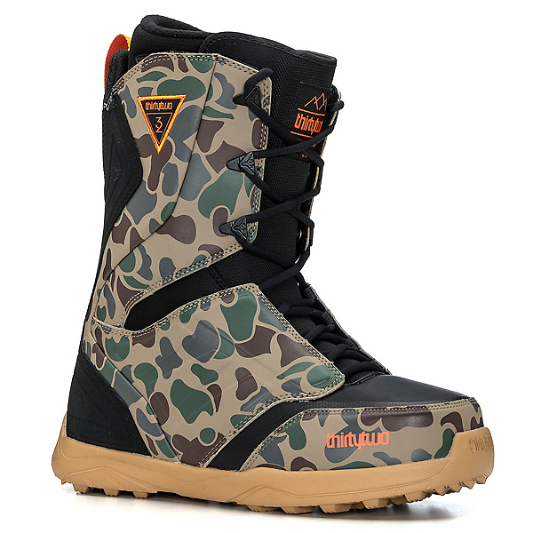 ThirtyTwo Lashed Snowboard Boots, Camo, 600