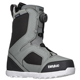 ThirtyTwo STW Boa Snowboard Boots 2018, Grey, 256