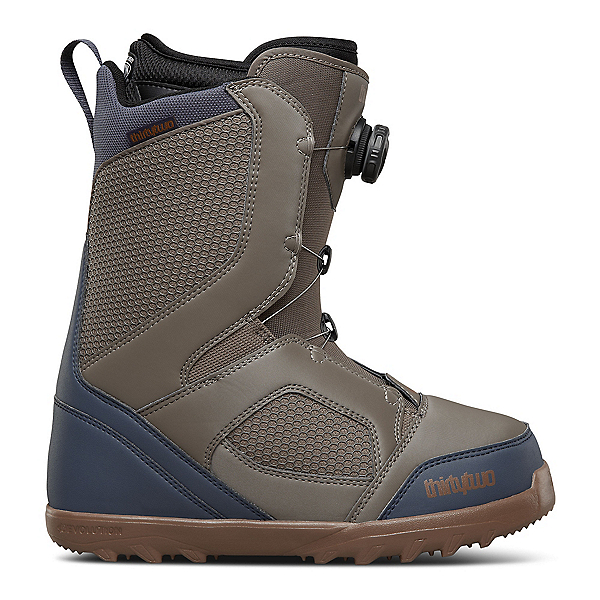 ThirtyTwo STW Boa Snowboard Boots 2018, Brown, 600