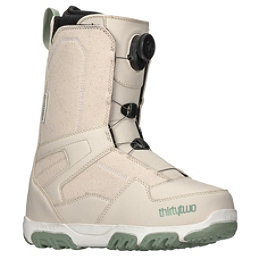 ThirtyTwo Shifty Boa Womens Snowboard Boots 2018, Beige, 256