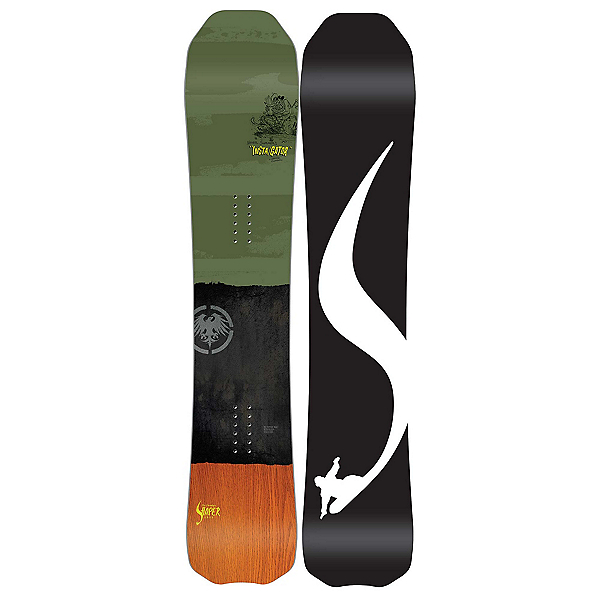 Never Summer Instagator Snowboard 2018, , 600