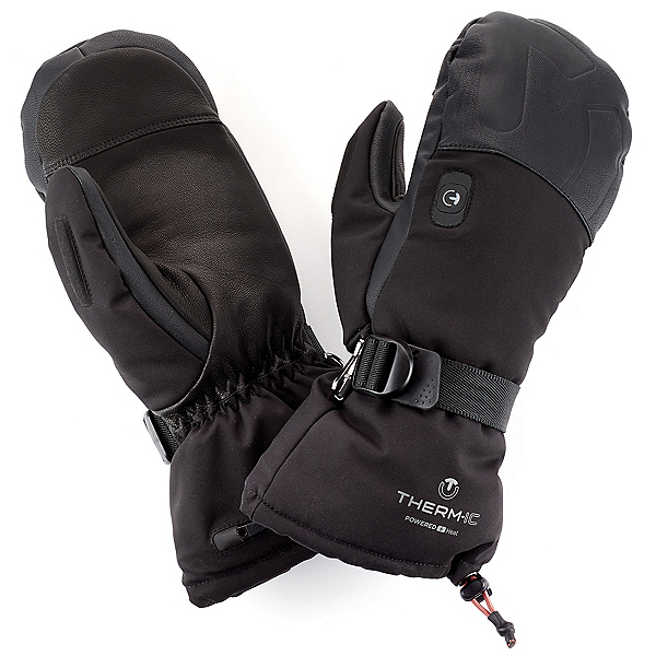 Therm-ic Powerglove IC 1300 Mittens, Black, 600