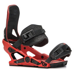 NOW Select Snowboard Bindings 2018, Red, 256