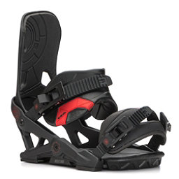 NOW Brigade Snowboard Bindings 2018, Black, 256