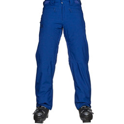 Salomon Fantasy Mens Ski Pants, Surf The Web Heather, 256