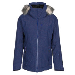 Salomon Weekend + w  Faux Fur Womens Insulated Ski Jacket fd1ed2b69