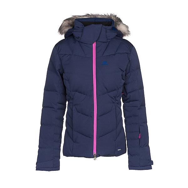 Salomon Icetown w/ Faux Fur Womens Insulated Ski Jacket, , 600